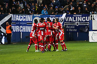 Joie Evian - 03.12.2014 - Bastia / Evian Thonon - 16eme journee de Ligue 1 <br />