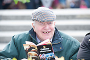 03/08/2012.Loughlin Walsh from Dublin at the Friday evening meeting of the Galway Races. Photo:Andrew Downes