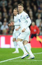 Ross Barkley of England (Everton)  - Photo mandatory by-line: Joe Meredith/JMP - Mobile: 07966 386802 - 27/03/2015 - SPORT - Football - London - Wembley Stadium - England v Lithuania - UEFA EURO 2016 Qualifier