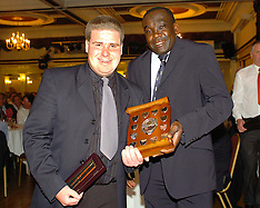 Northants Cricket Dinner Awards 2009