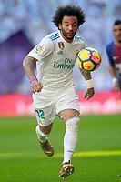 Real Madrid's Marcelo Vieira during La Liga match.December 23,2017. (ALTERPHOTOS/Acero)