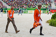 Jeroen Dubbeldam and Zenith SFN World Champion Individual Jumping<br /> Alltech FEI World Equestrian Games™ 2014 - Normandy, France.<br /> © DigiShots