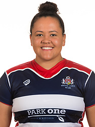 Jeanine Stephenson of Bristol Rugby Ladies - Mandatory by-line: Dougie Allward/JMP - 25/08/2016 - FOOTBALL - Cleve RFC - Bristol, England - Bristol Rugby Ladies