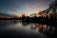 Central Park-Sunsets