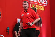 Wes Newton during the Ladrokes UK Open 2019 at Butlins Minehead, Minehead, United Kingdom on 1 March 2019.