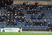 Forest Green Rovers Under 8's Academy during the EFL Trophy match between Forest Green Rovers and U21 Southampton at the New Lawn, Forest Green, United Kingdom on 3 September 2019.