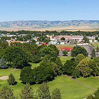 Milton-Freewater Gold Course in Milton-Freewater, Oregon