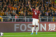 Daniele Baselli of Torino during the Europa League play off leg 2 of 2 match between Wolverhampton Wanderers and Torino at Molineux, Wolverhampton, England on 29 August 2019.