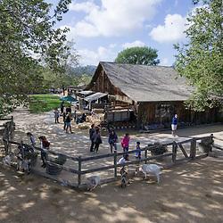 Avila Valley Barn, San Luis Obispo, CA