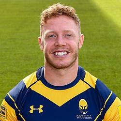 Luke Baldwin of Worcester Warriors - Mandatory by-line: Robbie Stephenson/JMP - 25/08/2017 - RUGBY - Sixways Stadium - Worcester, England - Worcester Warriors Headshots