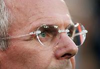Photo: Chris Ratcliffe.<br /> Sweden v England. FIFA World Cup 2006. 20/06/2006.<br /> Sven Goran Eriksson, coach of England.