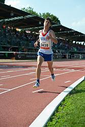 DELORME Alix, FRA, 1500m, T36, 2013 IPC Athletics World Championships, Lyon, France