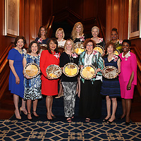 2018 Women of Achievement Plus Phyllis Langsdorf and Gwendolyn Packnett