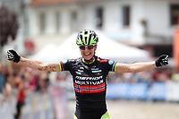 CYCLING - UCI WORLD CUP MOUNTAIN BIKE 2012 - LA BRESSE (FRA) - 19-20/05/2012 - PHOTO PATRICK PICHON / DPPI - ELITE WOMEN - GUNN-RITA DAHLE FLESJAA (NOR) / WINNER
