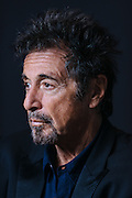 Actor Al Pacino is photographed at the WireImage Portrait Studio during the 2014 Toronto Film Festival on September 7, 2014 in Toronto, Ontario. (Photo by Jeff Vespa)