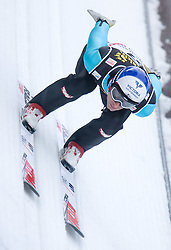 Wolfgang Loitzl of Austria competes during Trial round of the FIS Ski Jumping World Cup event of the 58th Four Hills ski jumping tournament, on January 5, 2010 in Bischofshofen, Austria. (Photo by Vid Ponikvar / Sportida)