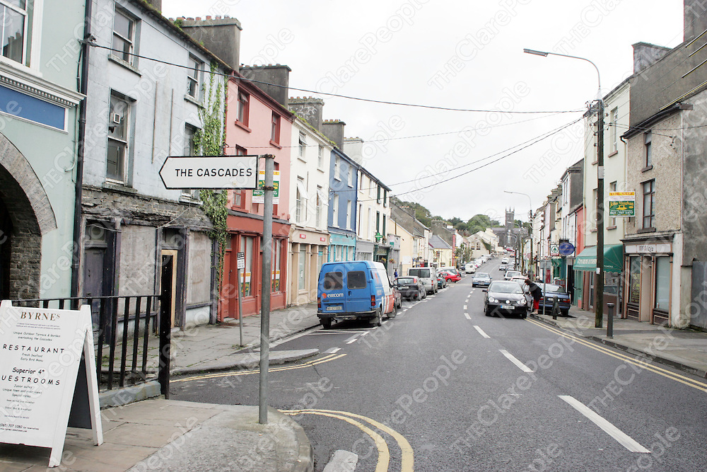 Ennistymon, Clare. Pic. Brian Arthur/ Press 22.