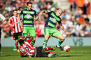 Southampton v Swansea - Premier League - 26/09/2015