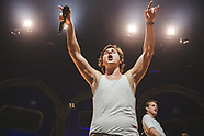 Camden: Lukas Graham performing at The Roundhouse 7 Mar 2017
