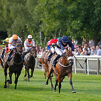 Hadaj and Freddie Tylicki winning the 6.00 race