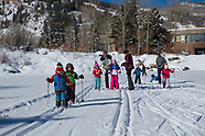 Cross County Skiing