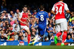- Mandatory byline: Rogan Thomson/JMP - 07966 386802 - 19/09/2015 - FOOTBALL - Stamford Bridge Stadium - London, England - Chelsea v Arsenal - Barclays Premier League.