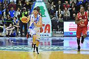 DESCRIZIONE : Campionato 2013/14 Dinamo Banco di Sardegna Sassari - Victoria Libertas Pesaro<br /> GIOCATORE : Drake Diener<br /> CATEGORIA : Contropiede Palleggio<br /> SQUADRA : Dinamo Banco di Sardegna Sassari<br /> EVENTO : LegaBasket Serie A Beko 2013/2014<br /> GARA : Dinamo Banco di Sardegna Sassari - Victoria Libertas Pesaro<br /> DATA : 02/03/2014<br /> SPORT : Pallacanestro <br /> AUTORE : Agenzia Ciamillo-Castoria / Luigi Canu<br /> Galleria : LegaBasket Serie A Beko 2013/2014<br /> Fotonotizia : Campionato 2013/14 Dinamo Banco di Sardegna Sassari - Victoria Libertas Pesaro<br /> Predefinita :