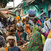 Harar, town listed as World Heritage by UNESCO, Ethiopia, Africa