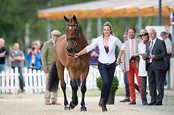 Bullimore Sarah, (GBR), Reve Du Rouet<br /> First Horse Inspection <br /> CCI4* Luhmuhlen 2016 <br /> © Hippo Foto - Jon Stroud
