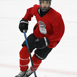 OSHAWA, ON - APRIL 7: OJHL Combines on April 7, 2019 at Campus Ice Centre in Oshawa, Ontario, Canada.<br /> (Photo by Tim Bates / OJHL Images)