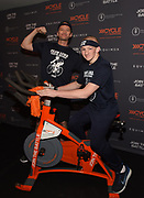 Cycle for Survival at Equinox Bryant Park, Sunday, March 11, 2018 in New York. (Photo by Diane Bondareff/Invision for Cycle for Survival/AP Images)