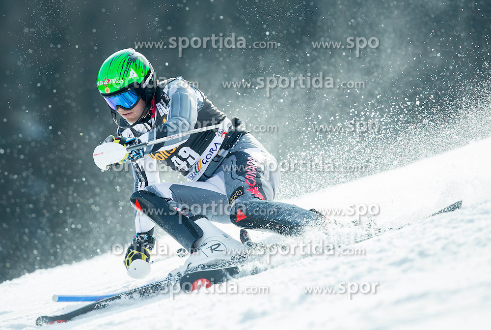 BROWN Phil of Canada competes during 1st Run of Men Slalom race of FIS Alpine Ski World Cup 54th Vitranc Cup 2015, on March 15, 2015 in Kranjska Gora, Slovenia. Photo by Vid Ponikvar / Sportida