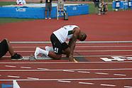 Event 6 -- Men's 400m