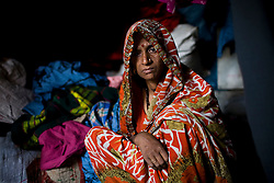 Rajparti Amravati has ahd TB for several months.  She lives in the  Jari Mari neighborhood, one of the poorest slums in Mumbai,