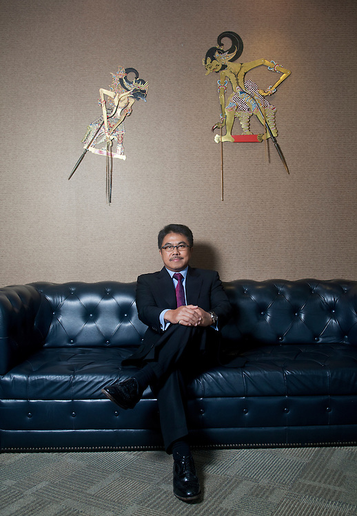 Mr. Ito Warsito, President Director of Indonesia Stock Exchange (IDX)