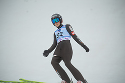 OPSETH Silje (NOR) during second round on day 2 of  FIS Ski Jumping World Cup Ladies Ljubno 2020, on February 23th, 2020 in Ljubno ob Savinji, Ljubno ob Savinji, Slovenia. Photo by Matic Ritonja / Sportida