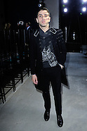 Paris - Louis Vuitton Front Row - 05 October 2016