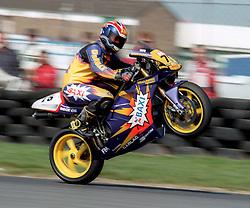 DEAN ASHTON DWALT BAXI DUCATI,  BSBC British Superbike Championship Donington Park  13th April 1997S/B DONINGTON 13/4/1997