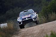 Spain- World Rally Championships Rallye De Catalogne 14 Oct 2016