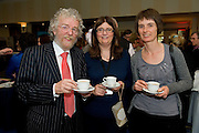 Dr. Bobby Coughlan, Dr. Mary Regan Knocknacarra, Dr. Eilín O Flaherty, Barna at Rheumatology Toolbox : Rheumatology for General Practice Conference at the Radisson Blu Hotel , Galway. Photo:Andrew Downes