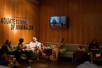 The CUNY Graduate School of Journalism, host of the 2009 SAJA Convention