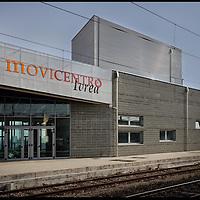 Movicentro stazione ferroviaria di Ivrea, il nuovo edificio ultimato da circa due anni e mai utilizzato
