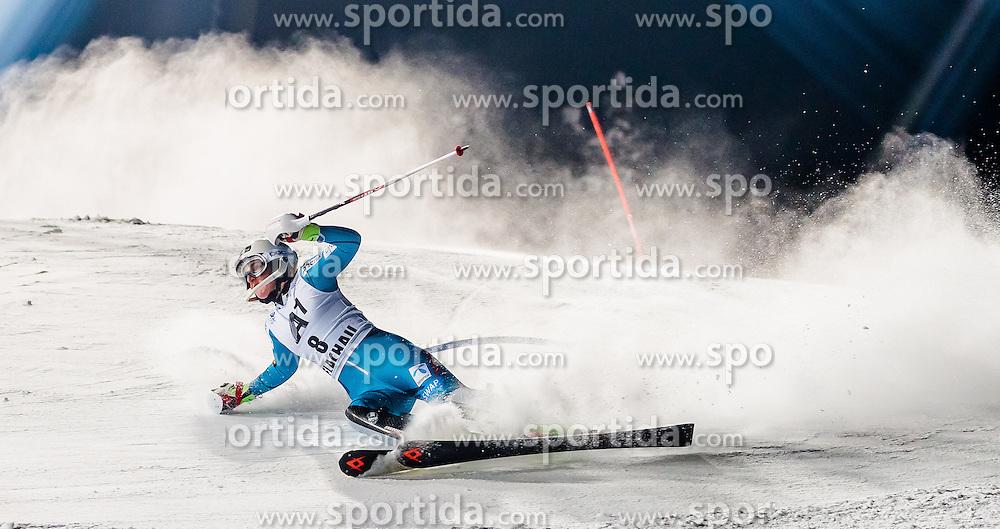 10.01.2017, Hermann Maier Weltcupstrecke, Flachau, AUT, FIS Weltcup Ski Alpin, Flachau, Slalom, Damen, 1. Lauf, im Bild Maren Skjoeld (NOR) // Maren Skjoeld of Norway in action during her 1st run of ladie's Slalom of FIS ski alpine world cup at the Hermann Maier Weltcupstrecke in Flachau, Austria on 2017/01/10. EXPA Pictures © 2017, PhotoCredit: EXPA/ Johann Groder