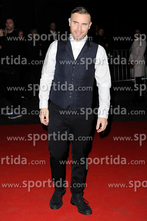 Gary Barlow attends the Universal Music after party at the Sorting Factory. EXPA Pictures &copy; 2015, PhotoCredit: EXPA/ Photoshot/ Euan Cherry<br /> <br /> *****ATTENTION - for AUT, SLO, CRO, SRB, BIH, MAZ only*****