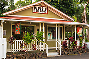 The M. Field Gallery, Holualoa, Kona District, The Big Island, Hawaii USA