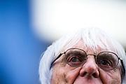 October 23, 2016: United States Grand Prix. Bernie Ecclestone