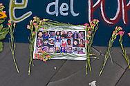 Roma, 21 Luglio 2015<br /> Manifestazione della Rete Kurdistan che ha  protestato davanti Ufficio Cultura dell'Ambasciata di Turchia, dopo un attacco terroristico suicida in Suruc,provocato da una giovanw kamikaze dell'ISis, dove 32 persone sono morte e 100 sono rimaste ferite il 20 luglio 2015. Le foto delle persone morte nell'attentato.<br /> Rome, Italy. 21st July 2015 <br /> Dozens of people of the Network Kurdistan in Rome,  protested in front  Office  of the Culture of the Embassy of Turkey after a suicide terror attack in Suruc, where 32 people died and 100 are injured on July 20, 2015. Pictures of people who died in the attack.
