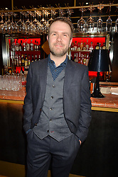 ANDREW MICHAEL HURLEY at the Costa Book of The Year Awards held at Quaglino's, 16 Bury Street, London on 26th January 2016.
