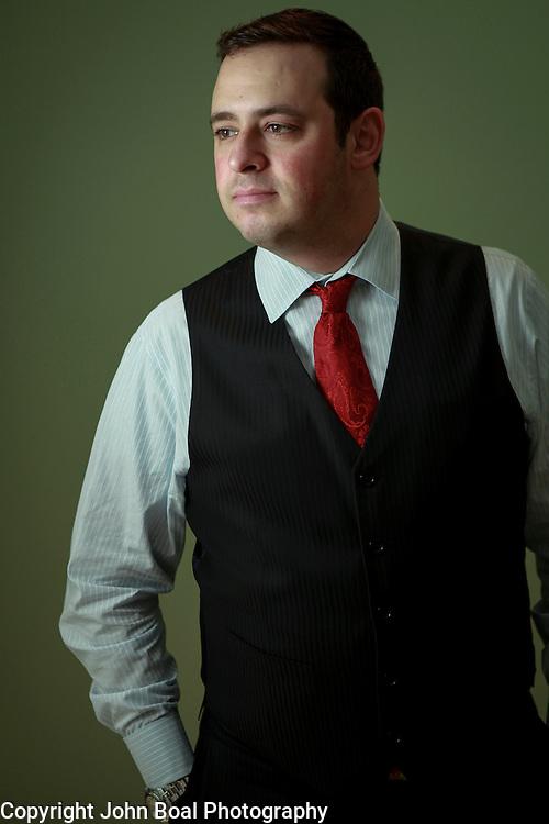 Dan Backer, Falls Church, Friday, September 16, 2011