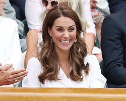WIMBLEDON CHAMPIONSHIPS 2019 CATHERINE, DUCHESS OF CAMBRIDGE WATCHING TENNIS AT WIMBLEDON - 02/07/2019 REF - SR EXPRESS SYNDICATION +44 (0)20 8612 7903/7661 +44 (0)20 7098 2764 NO ONLINE MOBILE OR DIGITAL USE WITHOUT PRIOR PERMISSION. 02 Jul 2019 Pictured: WIMBLEDON CHAMPIONSHIPS 2019 CATHERINE, DUCHESS OF CAMBRIDGE WATCHING THE TENNIS FROM THE ROYAL BOX ON CENTRE COURT AT WIMBLEDON - 02/07/2019 REF - SR EXPRESS SYNDICATION +44 (0)20 8612 7903/7661 +44 (0)20 7098 2764 NO ONLINE MOBILE OR DIGITAL USE WITHOUT PRIOR PERMISSION. Photo credit: Express Syndication / MEGA TheMegaAgency.com +1 888 505 6342